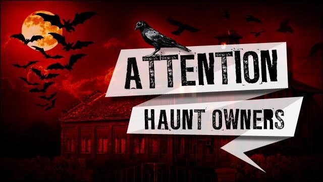 Attention Portland Haunt Owners